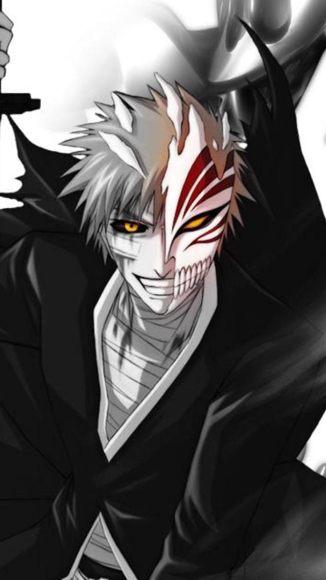 Ichigo Kurosaki Bleach Wallpaper Hd Bleach Anime Ichigo Bleach Fanart Bleach Tattoo