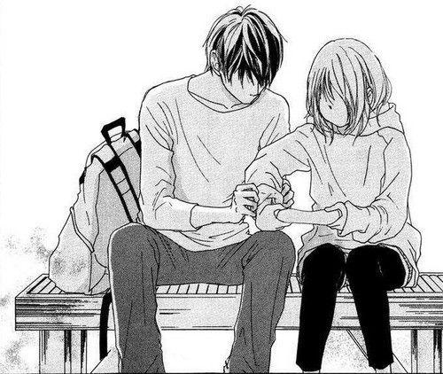 Manga Anime Romance Comics: Couple, Manga, And Love Image