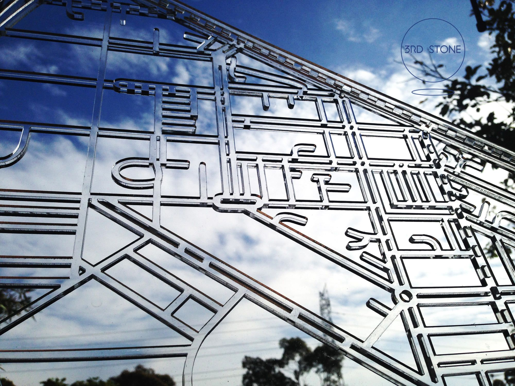 Pin On Laser Cut Suburbs Of Melbourne