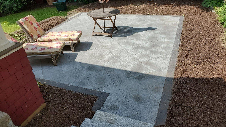 Landscape Services In Weymouth Ma Noble Garden Design In 2020 Garden Design Landscape Design Services Small City Garden