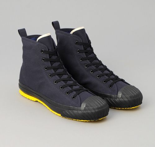 5a1da1d9f9 SN6-315 - VENTILE ALL-WEATHER HIGH TOP SNEAKERS, NAVY :: HICKOREE'S ...