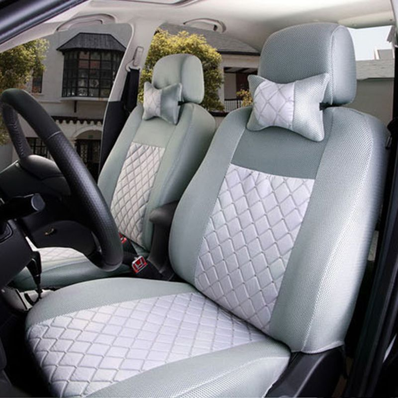 2 Front Seat Universal Car Seat Covers For Acura All