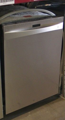 Kenmore Elite Stainless Steel Front Control Dishwasher 665