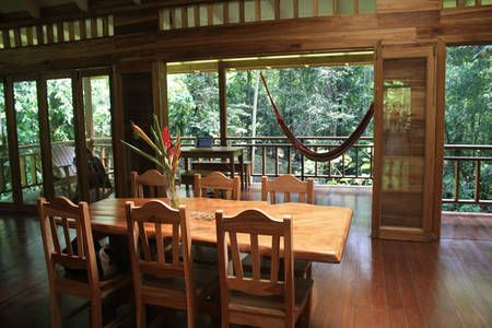Check out this awesome listing on Airbnb: One-of-a-kind luxury jungle house in Cocles