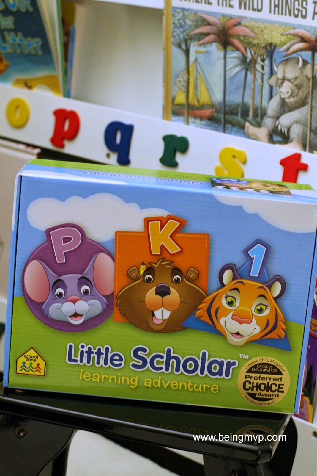 being MVP: Little Scholar Educational Tablet for Kids + #Giveaway