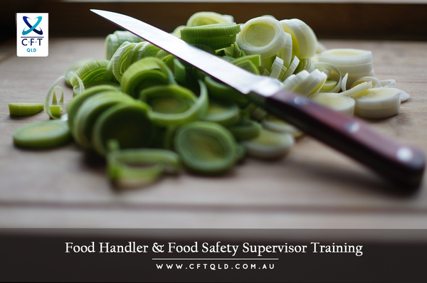 CFT QLD provides 100 online food safety supervisor course