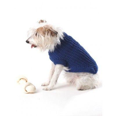 Free Easy Pet\'s Sweater Knit Pattern | Knitting | Pinterest | Knit ...