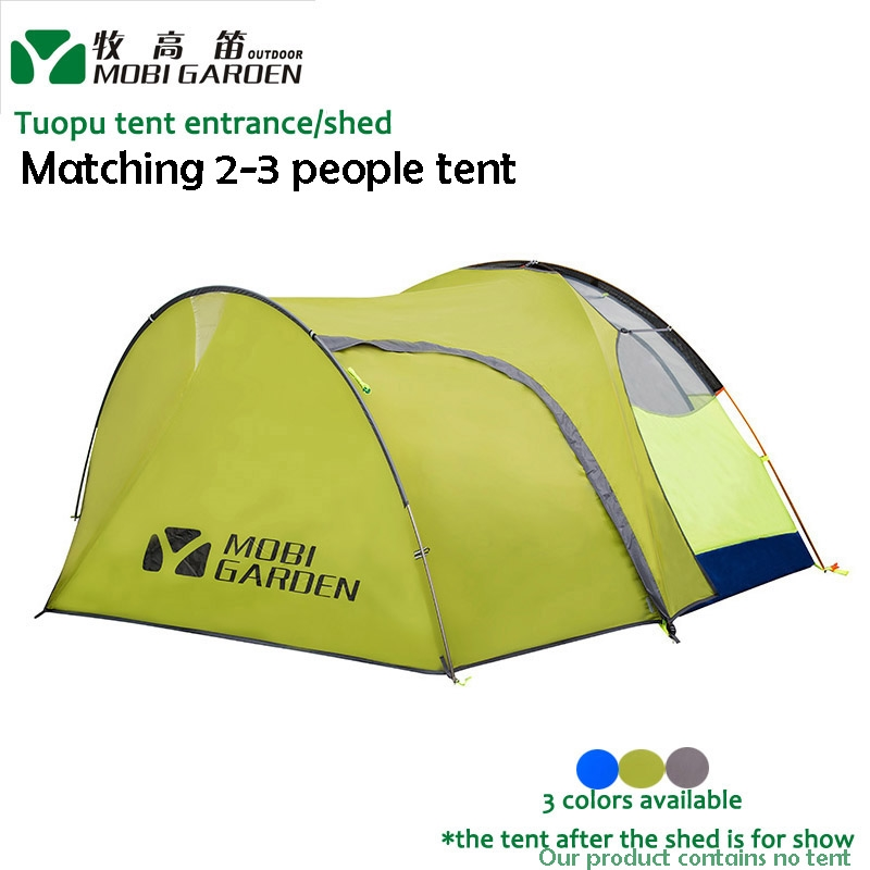 (29.78$) Watch more here - Mobi Garden 210T Tuopu Normal Tent Entrance Shed  sc 1 st  Pinterest & 29.78$) Watch more here - Mobi Garden 210T Tuopu Normal Tent ...