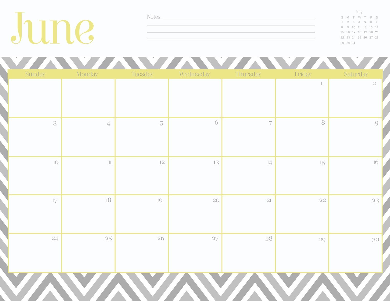 Check Out  June Calendar Printable Template Word Excel Doc