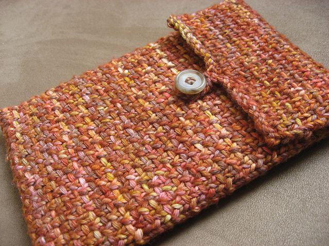 September Surprise Club Knitting Sturdy Cushy Kindle Sleeve