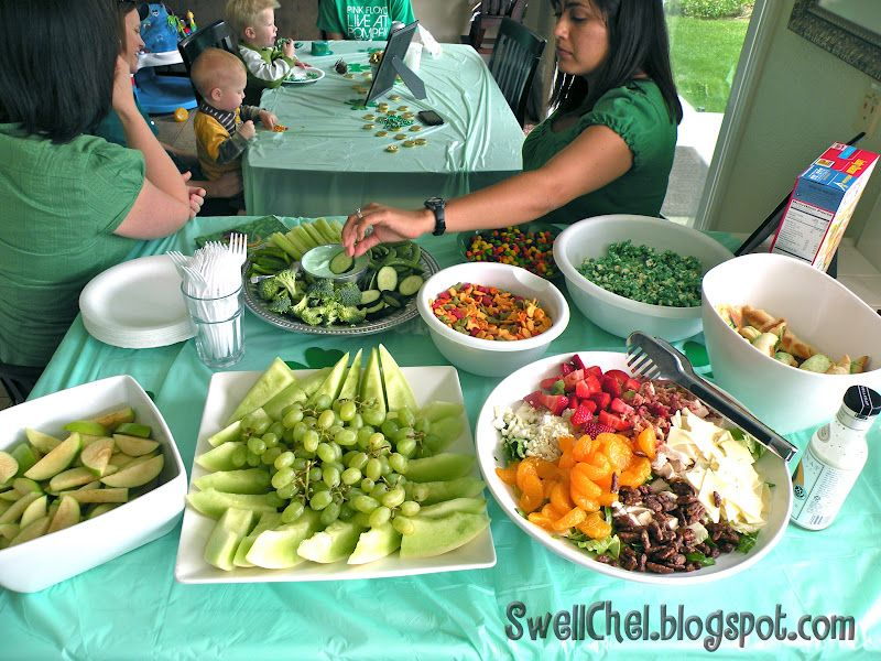 Swellchel Swellchel Does St Patricks Day Festive Potluck Ideas