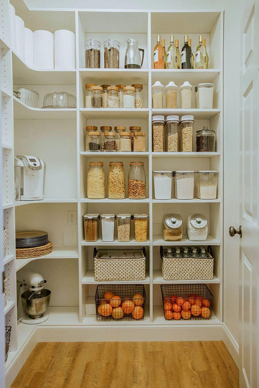 Butler Pantry Ideas Kitchenpantry Pantry Room Pantry Plans Kitchen Organization Pantry