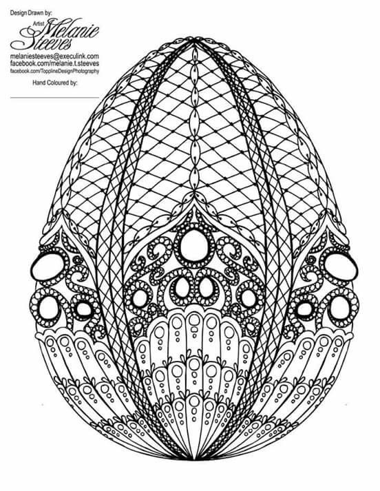 Pin By Southerngirl On Color Pages Egg Coloring Page Online Coloring Pages Easter Colouring