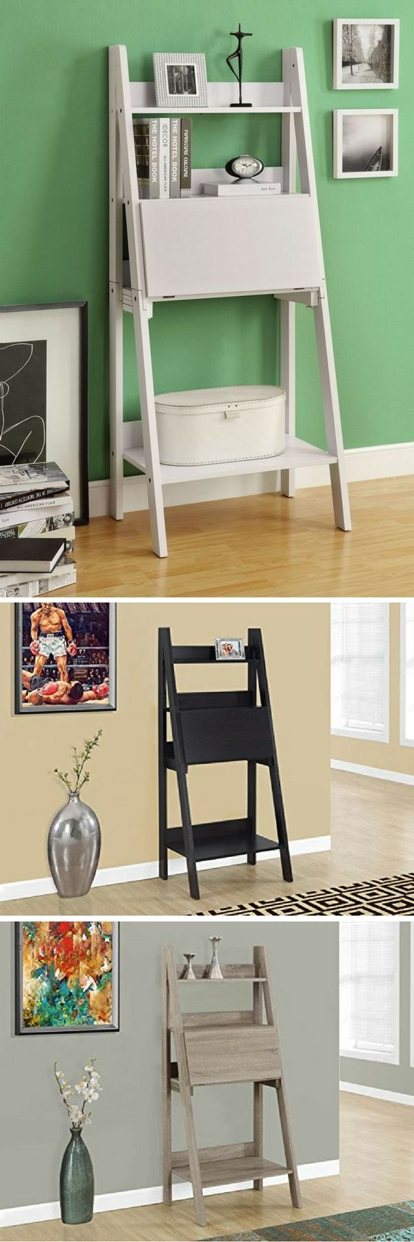 Top best bookshelves for small spaces bookcase desk desks and