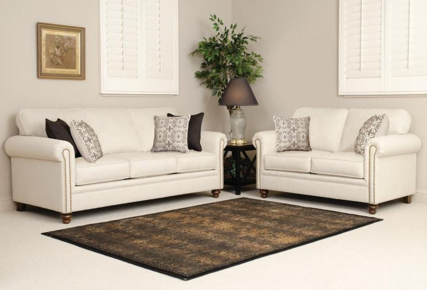 suffield serta upholstery caroll sofa  furniture love