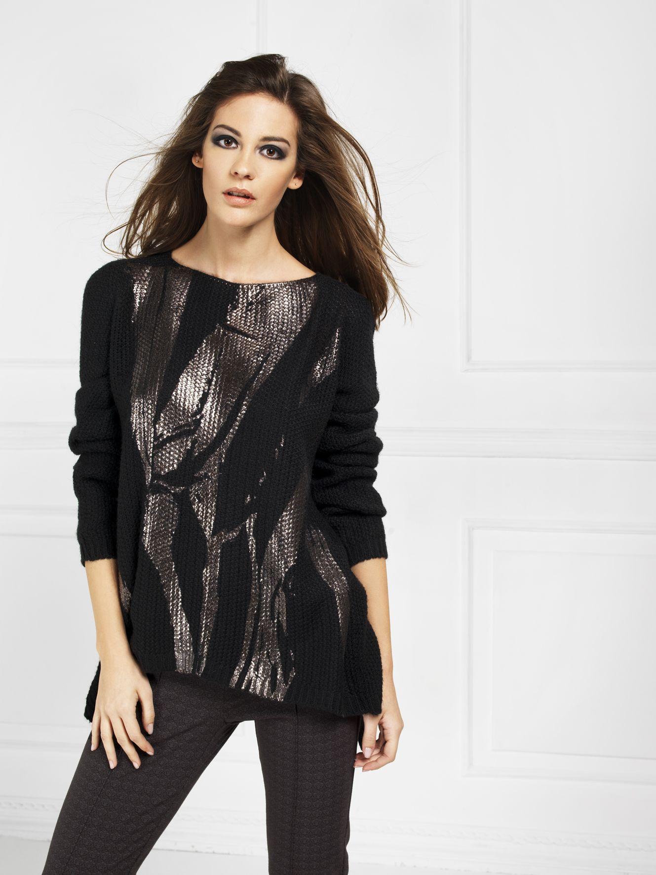 Maglia 15D2124 - Knit 15D2124 - Pantalone 15D2230 - Trousers 15D2230