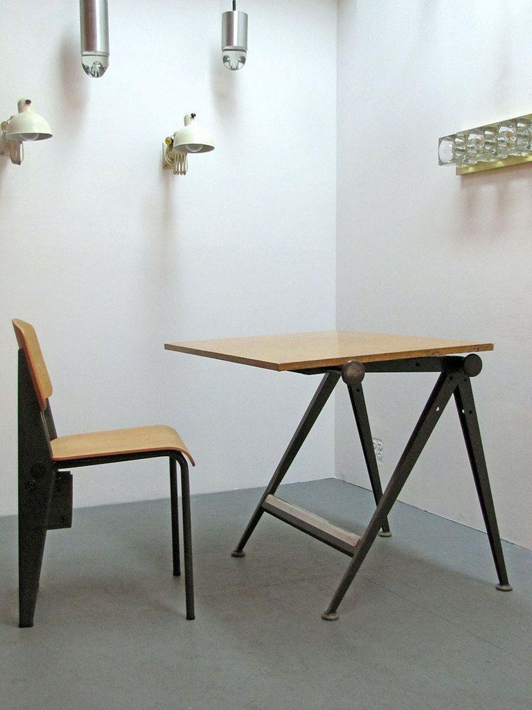 Modern drafting table - Modern Drafting Table 1