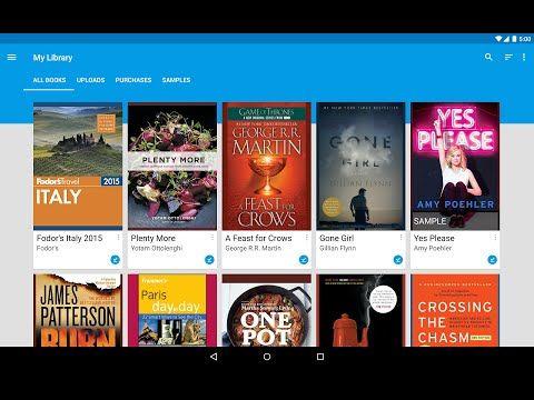 Google Book Full View