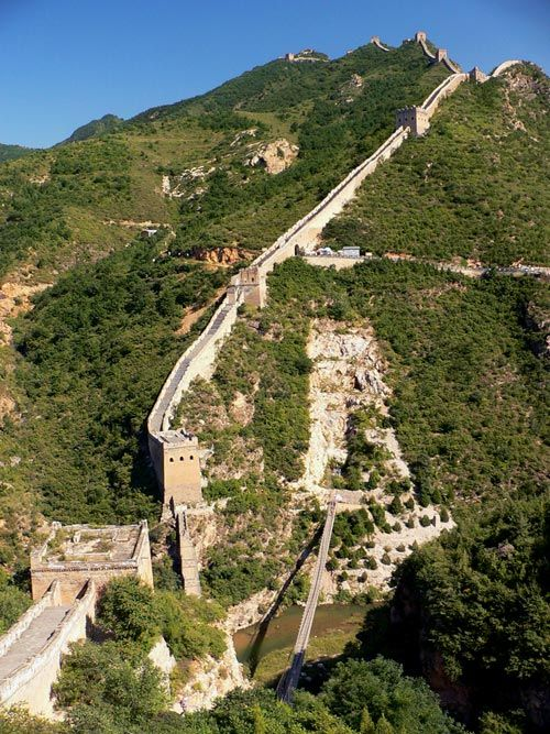 the great wall of china of course beijing china with on great wall of china huanghuacheng id=80511