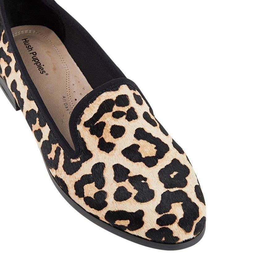 Hush Puppies Fantastic Leopard | Hush