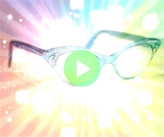 50s  60s Blue Cat Eye Glasses Frames by ArtifactVintage 11000 Vintage 50s  60s Blue Cat Eye Glasses Frames by ArtifactVintage 11000  Vintage 50s  60s Blue Cat Eye Glasses...
