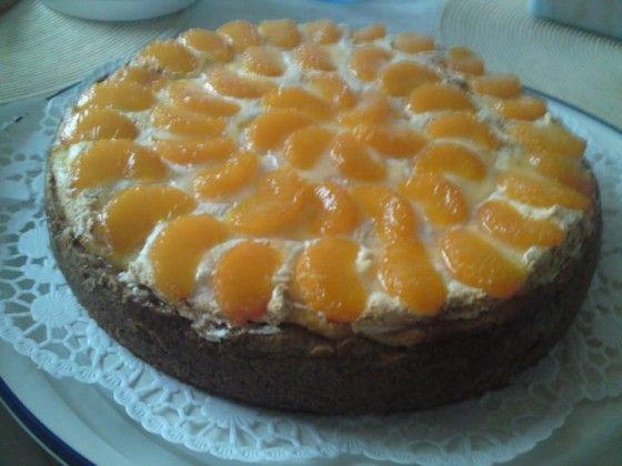 Käse-Mandarinenkuchen