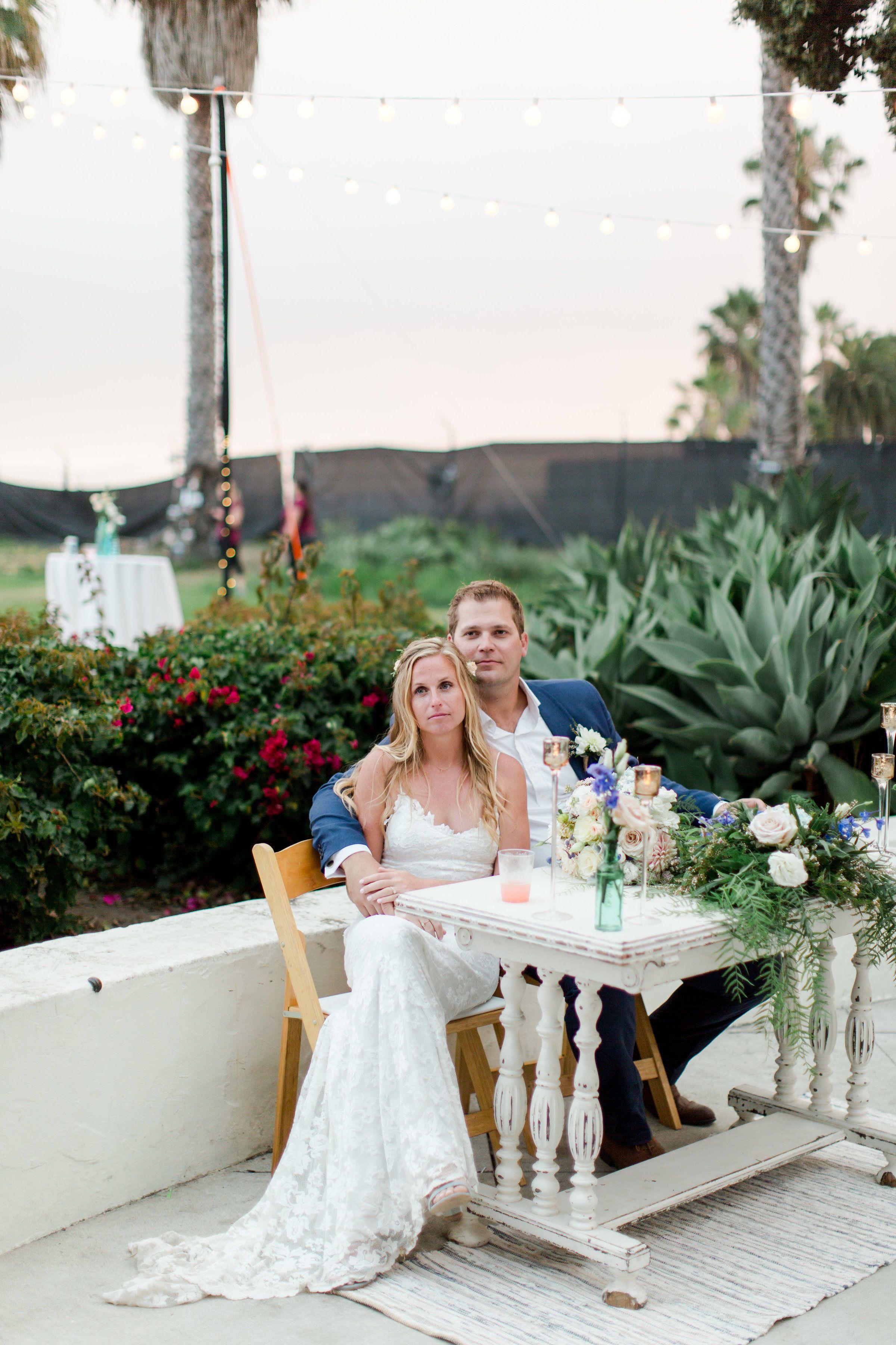 Alex Harrison With Images Diy Beach Wedding White Wedding