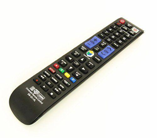 New Nettech Bn5901178w Universal Remote Control For All Samsung Brand Tv Smart Tv 1 Year Warrantysm22al A Universal Remote Control Remote Control Remote
