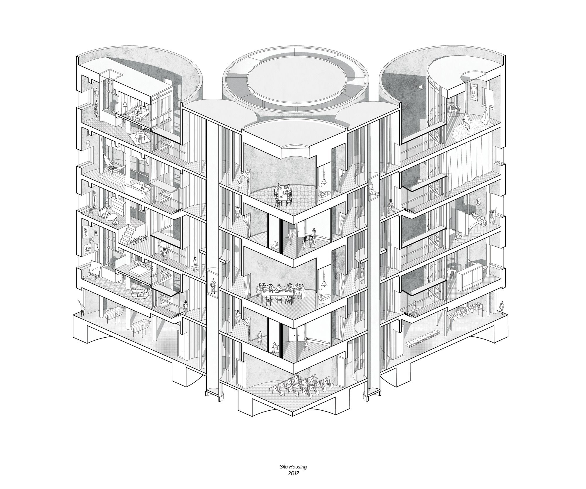 architecture the best architectural drawings - Cool Architecture Drawing