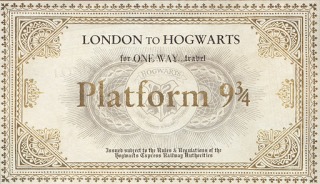 free hogwarts printable template plus several other items on their
