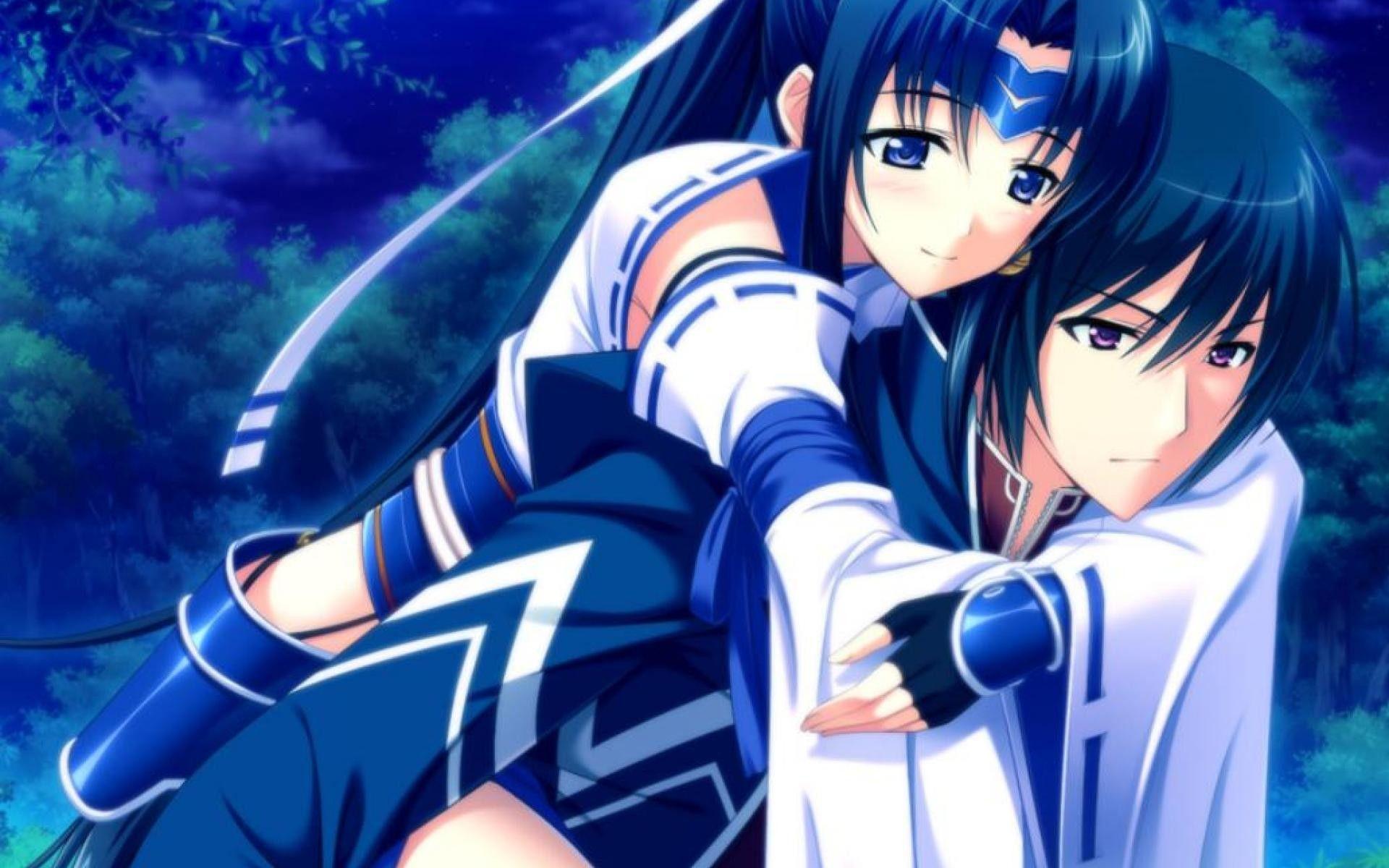 Tuyển tập hình nền Anime tình yêu đẹp và ngọt ngào nhất