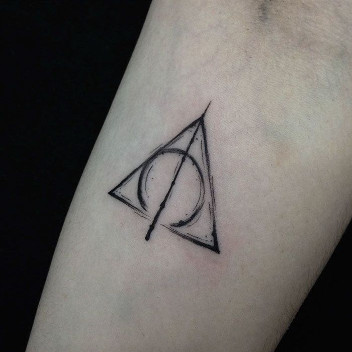 30 tatouages Harry Potter qui ne parlent quaux fans 2Tout2Rien