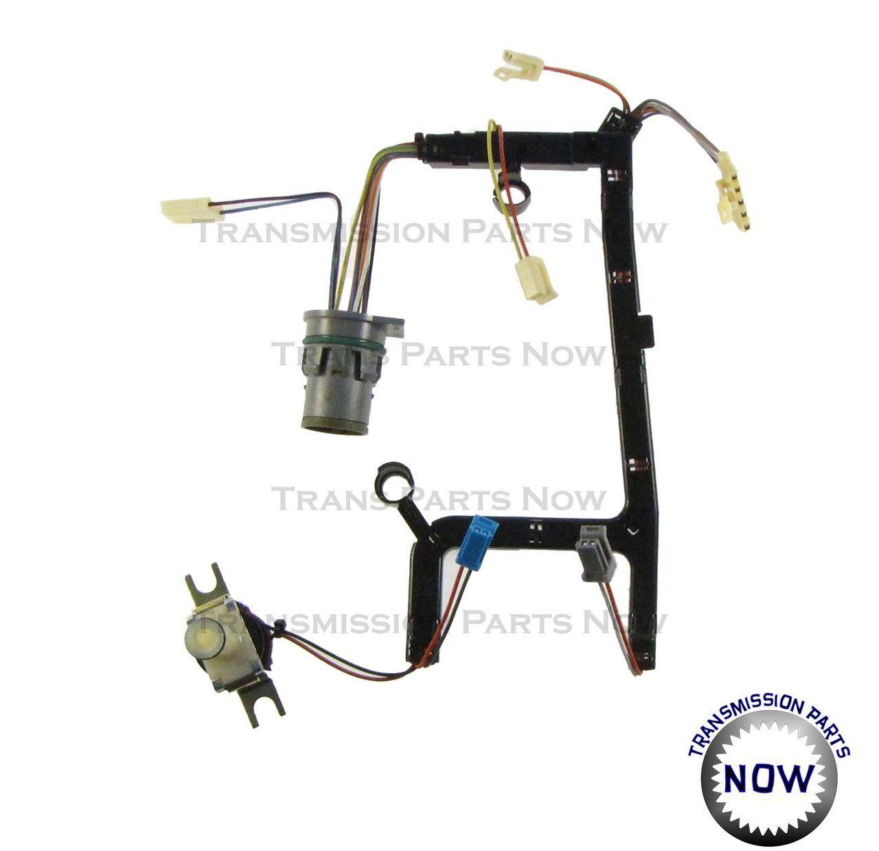 83585bb895740e59878dc74064e6eb15 4l60e 4l65e internal wire harness, tcc solenoid 1993 2002 TCC Solenoid Symptoms at eliteediting.co