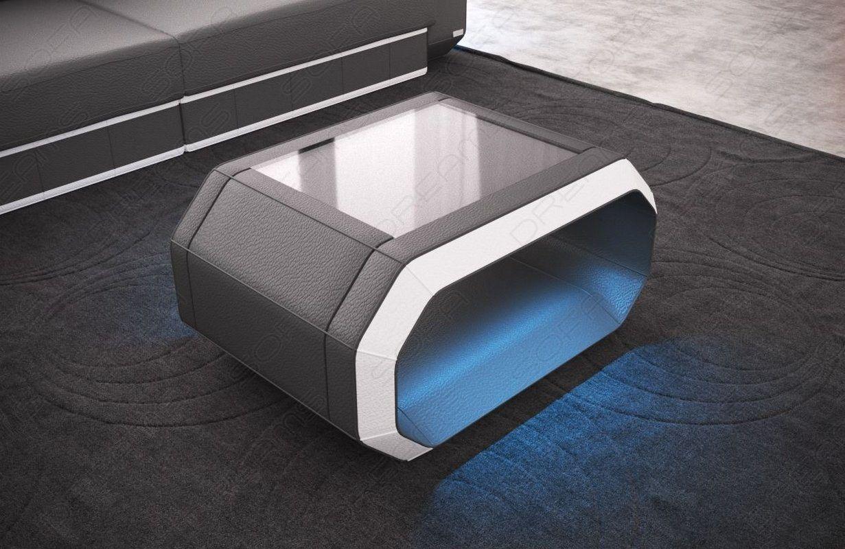 Couchtisch Roma Leder In 2020 Couchtisch Designer Couch Und