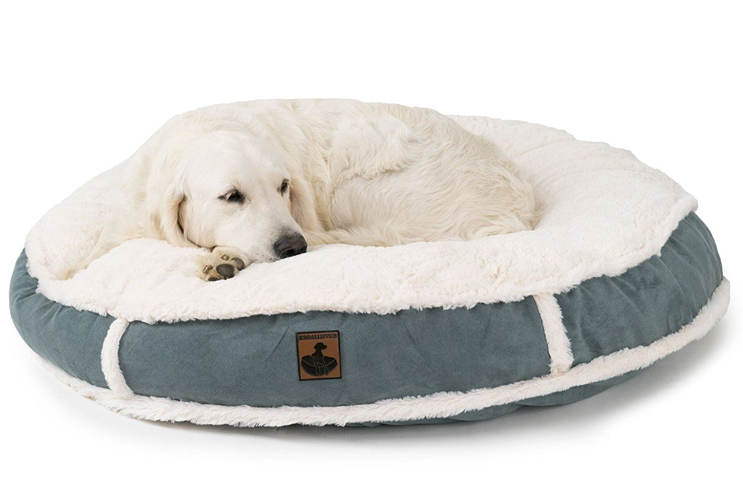 K9 Ballistics LUXURY Round Dog Bed ** Be sure to check out