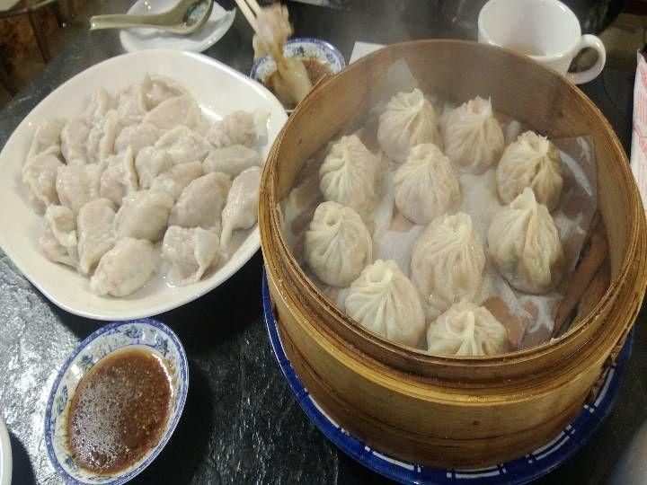 Ping S Dumpling House Chinese Soup Dumplings Dumpling Chinese Chives Dumpling Recipe