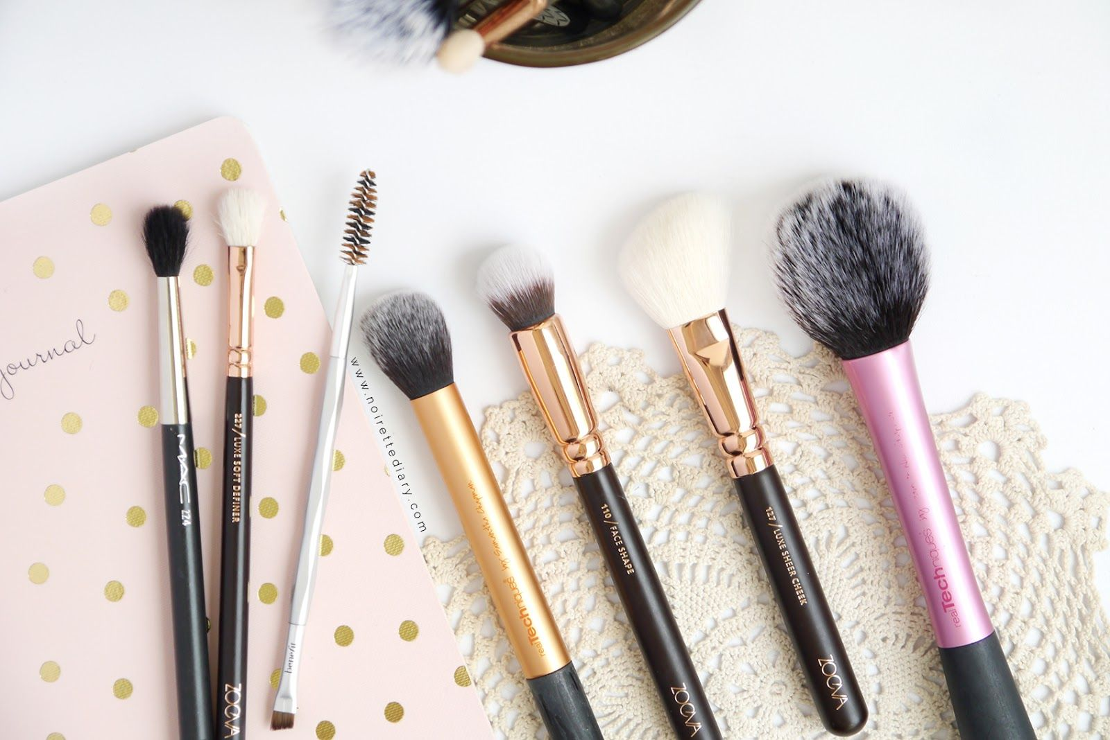 MustHave Brushes for Beginners Makeup, Must haves, Beauty