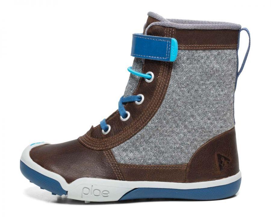 Plae Noel Alpine Boot (hazelnut/heather