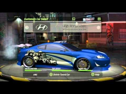 Need for Speed Underground 2 Custom Cars - Eric | Videogame Stuff ...