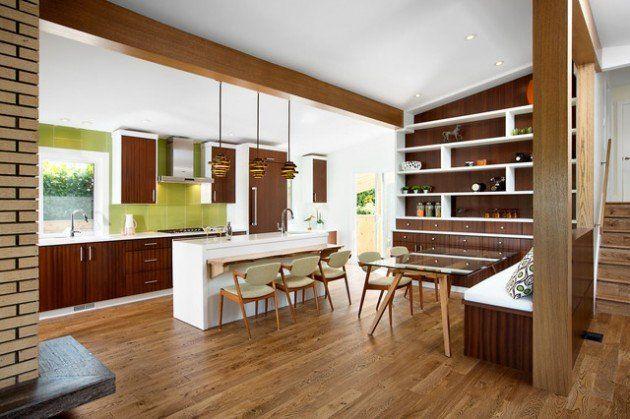 10 extraordinaires cuisines contemporaines Kitchen design
