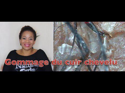 Gommage du cuir chevelu - YouTube