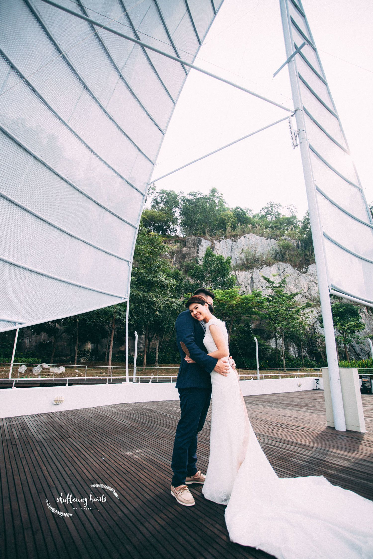 Magnificient angle with gorgeous venue is perfect for