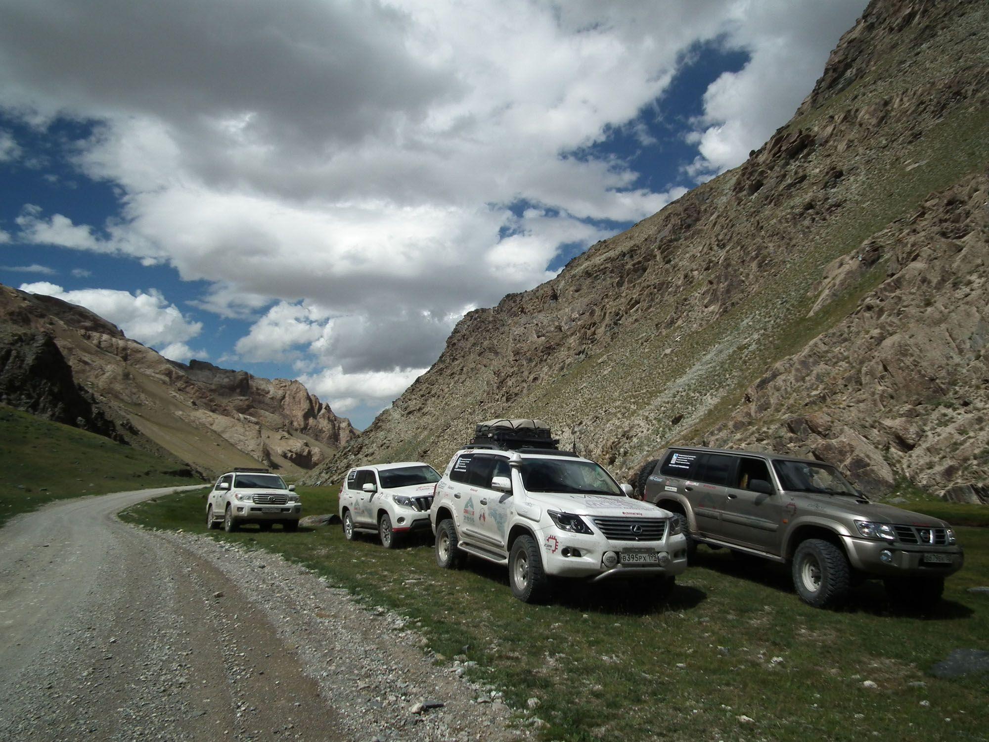 ChinaRally 2015. Киргизия - http://amsrus.ru/2015/10/30/chinarally-2015-kirgiziya/