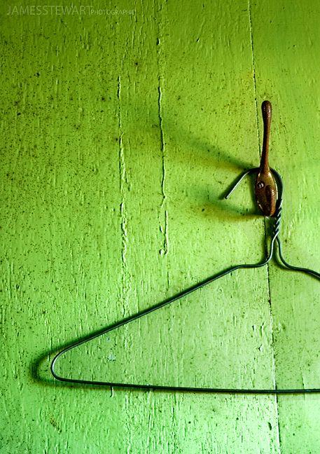 MALETA DE RECORTES: Piensa en Verde /Think Green