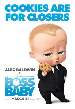 The Boss Baby 2017 Poster Baby Movie Baby Posters Boss Baby