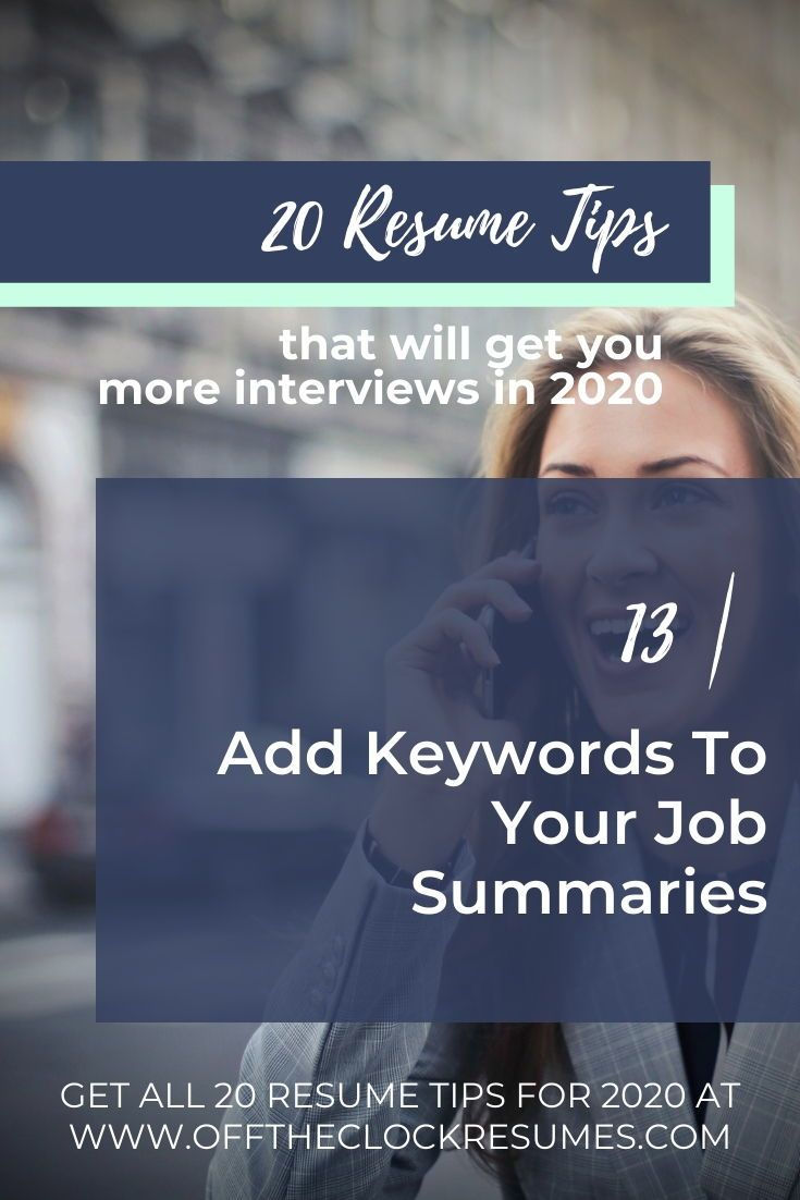 20 Resume Tips That Will Get You More Interviews In 2020 - Resume tips, Resume, Resume skills, How to make resume, Resume layout, Simple resume - This list of resume tips for 2020 will guide you through updating, revamping, and ultimately crafting a jobwinning resume that gets you hired faster