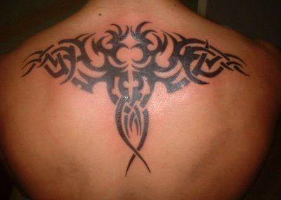 Tatuajes En La Espalda Para Hombres 3d Tatuajes Para Hombres