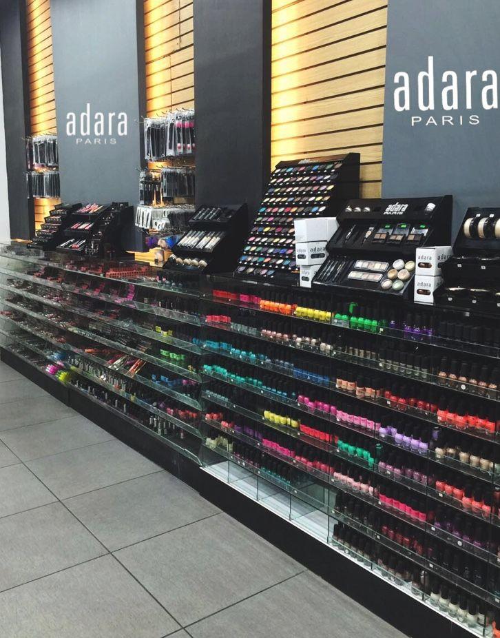 Centro De Distribución Adara Paris En Guadalajara Adara Paris París Decoración De Unas