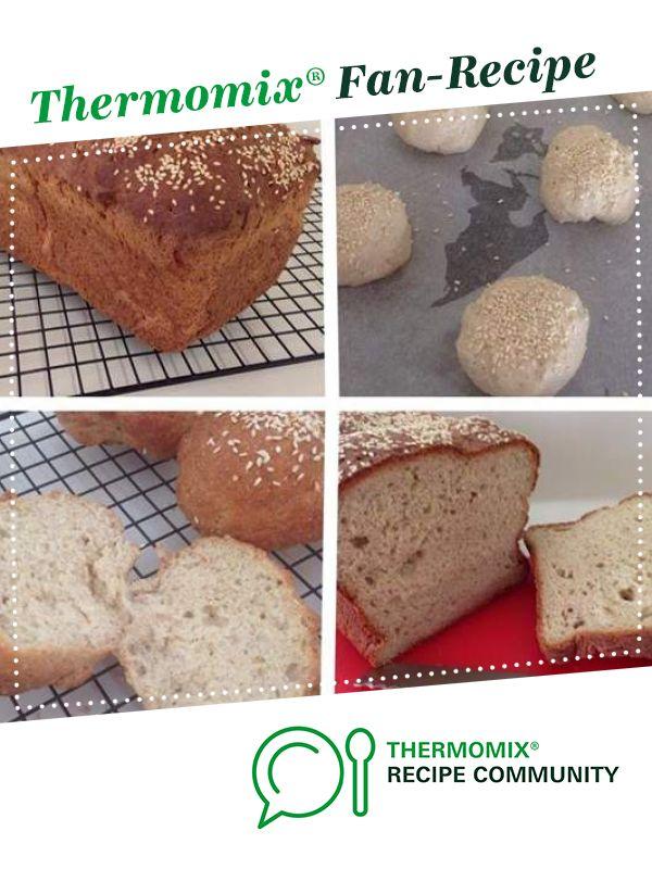 Gluten Free EASY Bread & Rolls by Elisha Squire. A ...