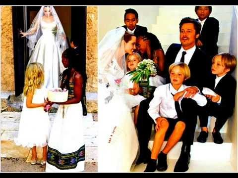 Cbs News Brad Pitt And Angelina Jolie S Family Wedding Al Http Hagsharlotses P 71281